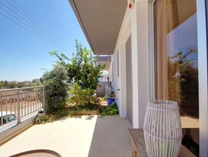 Exceptional 2 Bed Apartment Yeroskipou Paphos