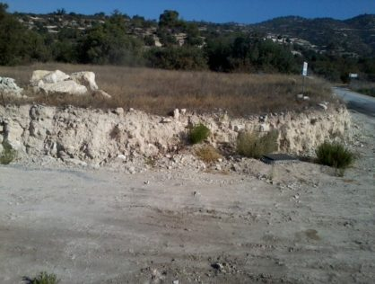 Residential Plot for sale in Apesia, Limassol