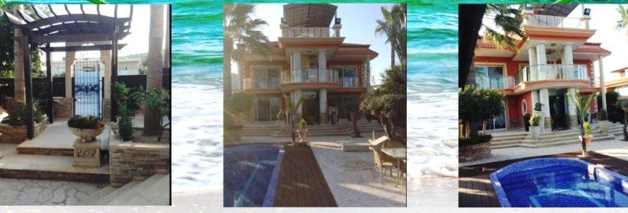 Luxury Villa in Agios Tychonas, Limassol