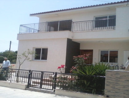 Zakaki 3 bed Ground Floor Apartment Limassol