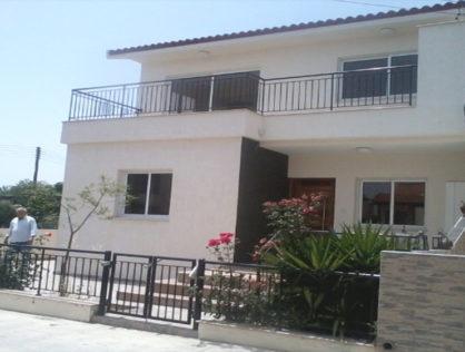 Zakaki 3 bed Ground Floor Apartment Limassol