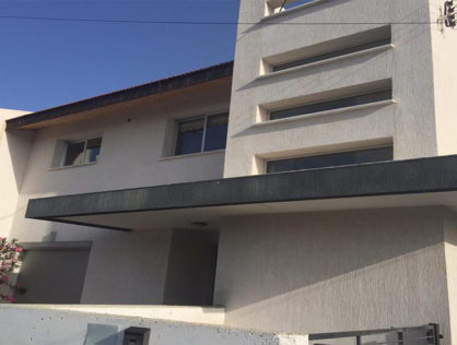 Limassol, one building – 2 apartments