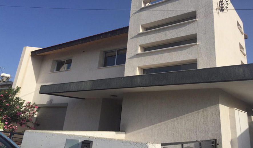 Limassol, one building - 2 apartments