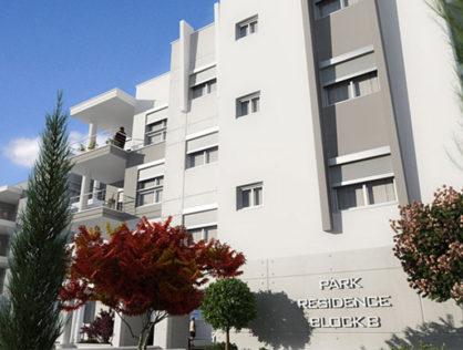 Park Residence Block B, Apt. 301 Residential For Sale