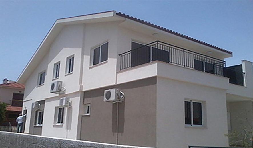 Zakaki 1st floor apartment, Limassol