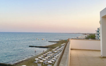 Larnaca – Unique opportunity to  buy your own amazing beach property