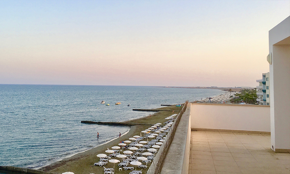 Larnaca - Unique opportunity to  buy your own amazing beach property