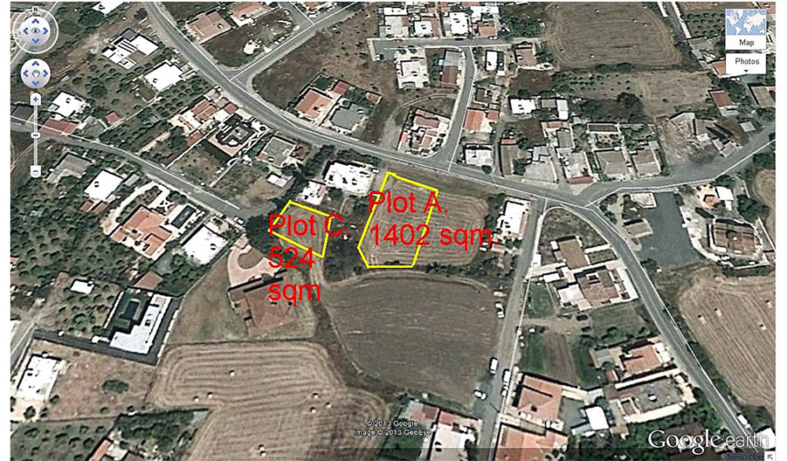 Nicosia - Development Land for sale