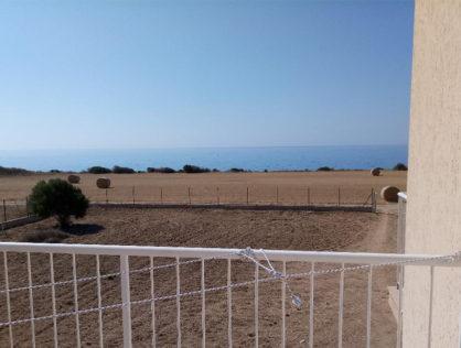 Agios Theodoros-Larnaca- clear sea view