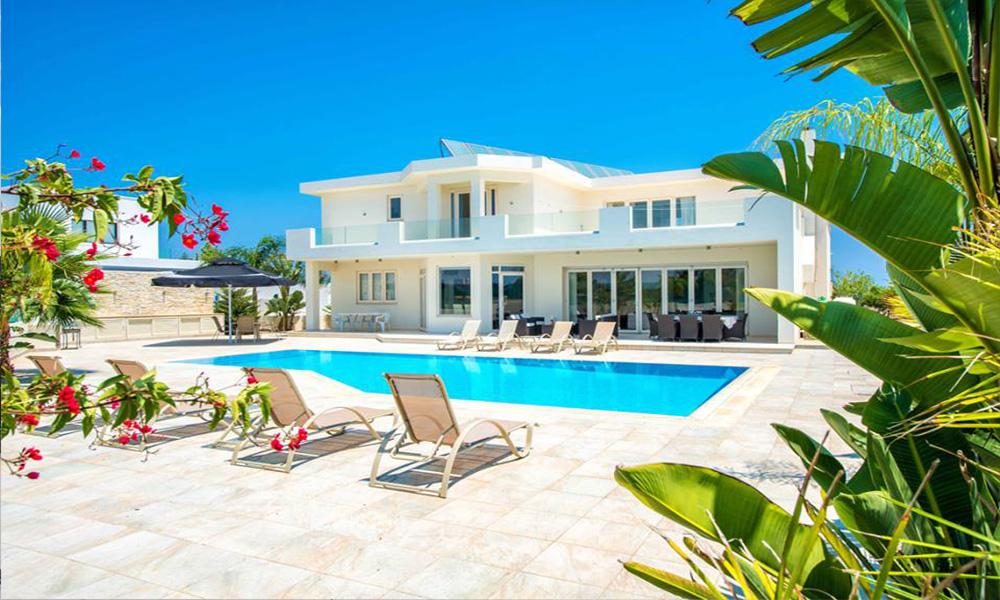 Stunning  Luxury Villa, Ayias Elias, Protaras