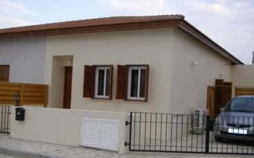 Two Bed semi-detached bungalow – Skarinou – Larnaca district