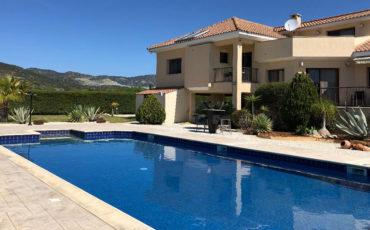 Beautifully built 5 bed villa for sale Parekklesia Limassol