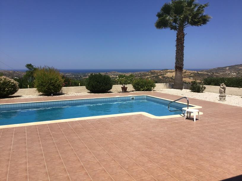 Stunning four bed Luxury Villa, Skoulli, Paphos